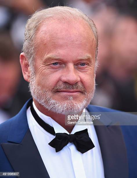 Actor Kelsey Grammer attends 'The Expendables 3' premiere during the 67th Annual Cannes Film Festival on May 18 2014 in Cannes France