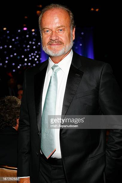 Actor Kelsey Grammer attends The Help Group's Annual Teddy Ball at The Beverly Hilton Hotel on April 22 2013 in Beverly Hills California