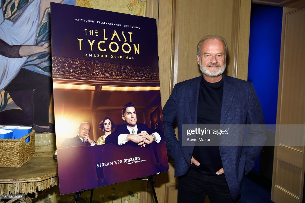 Actor Kelsey Grammer attends The Last Tycoon New York Special Screening & VIP Reception at the Whitby Hotel on July 25, 2017 in New York City.
