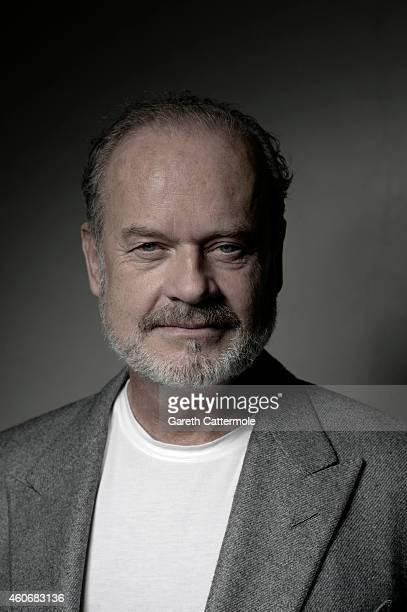 Actor Kelsey Grammer is photographed at the 11th Annual Dubai International Film festival held at the Madinat Jumeriah Complex on December 16 2014 in...
