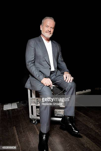 Actor Kelsey Grammer is photographed on October 3 2012 in Rome Italy