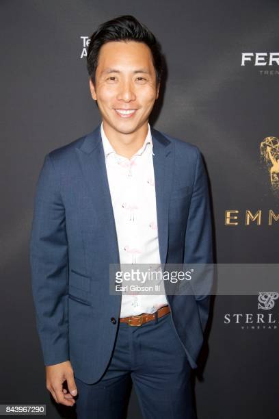 Actor Kelvin Yu attends the Television Academy Celebrates Nominees For Outstanding Casting at Montage Beverly Hills on September 7 2017 in Beverly...