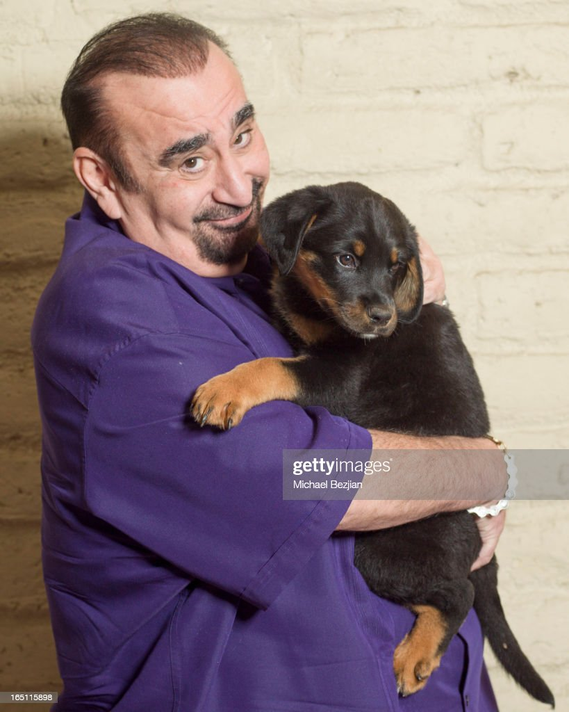 Actor Ken Davitian attends Posing Heroes, 'A Dog Day Afternoon' benefiting A Wish For Animals on March 30, 2013 in Los Angeles, California.