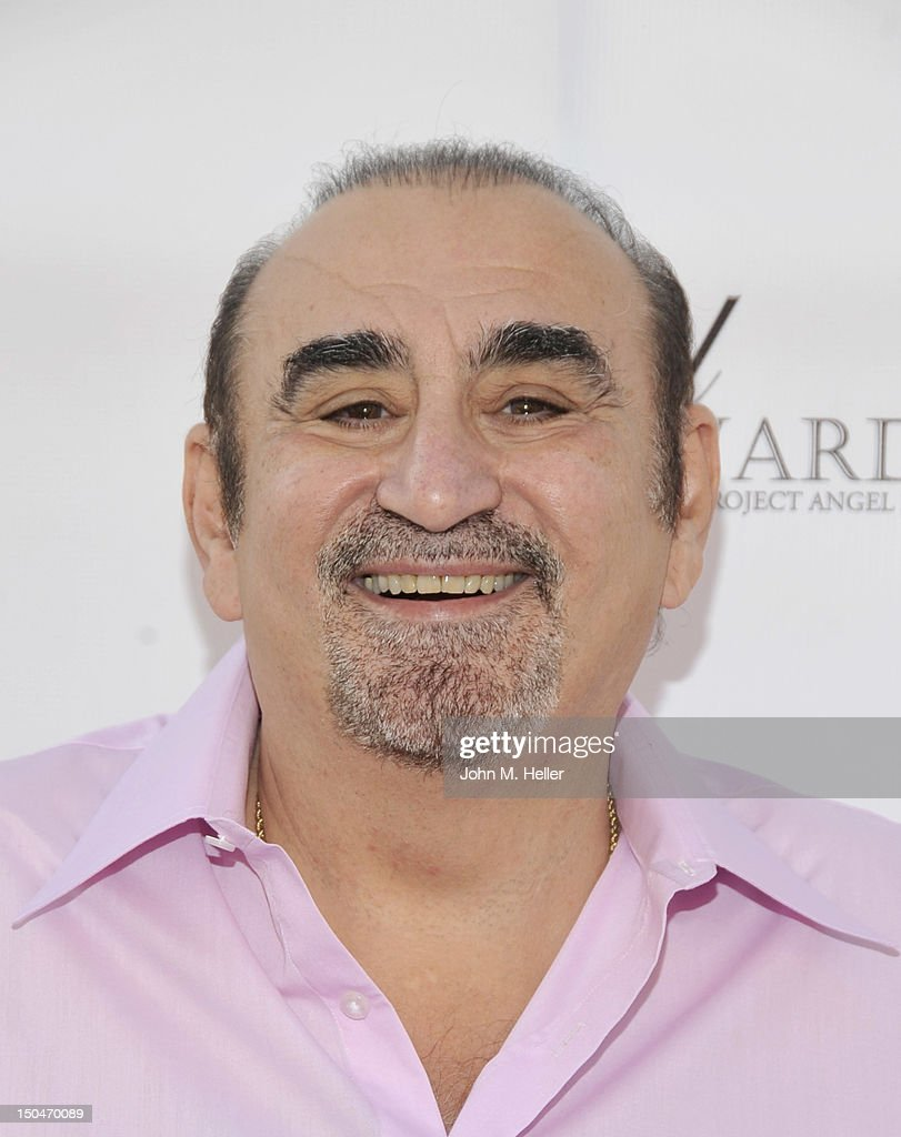 Actor Ken Davitian attends the 17th Annual Angel Awards at Project Angel Food on August 18, 2012 in Los Angeles, California.