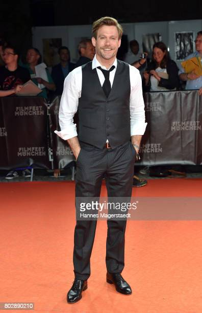 Actor Ken Duken attend the 'Berlin Fallen' Premiere during Munich Film Festival 2017 at Gasteig on June 28 2017 in Munich Germany