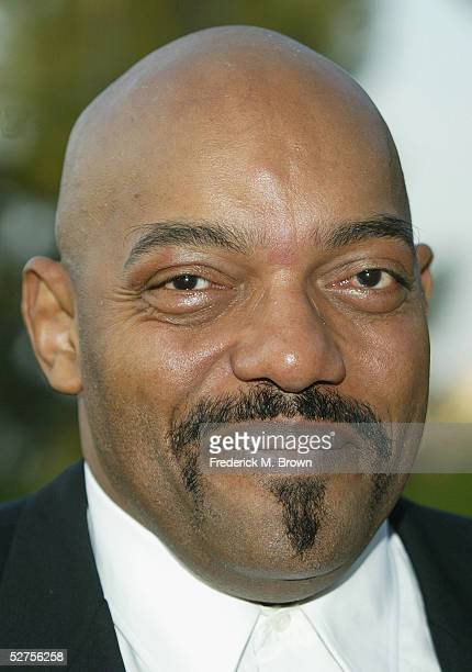 Actor Ken Foree attends the 31st Annual Saturn Awards at the Universal Hilton Hotel on May 3 2005 in Los Angeles California
