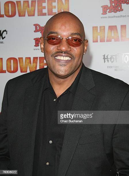 Actor Ken Foree attends the premiere of MGM's 'Halloween' at Grauman's Chinese Theatre on August 23 2007 in Los Angeles California