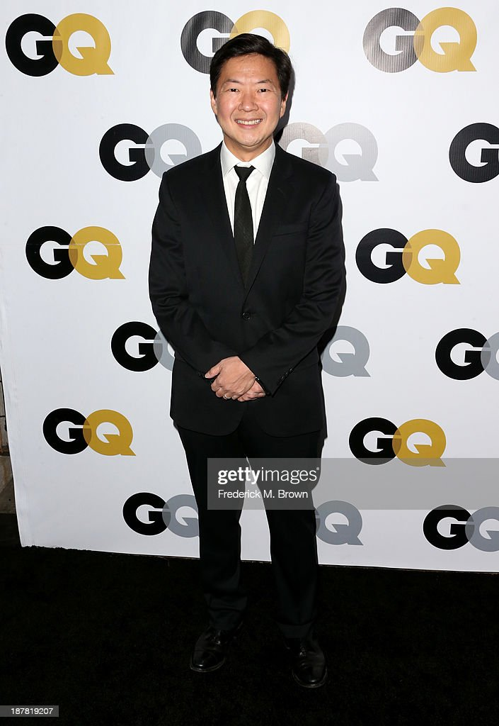 Actor <a gi-track='captionPersonalityLinkClicked' href=/galleries/search?phrase=Ken+Jeong&family=editorial&specificpeople=4195975 ng-click='$event.stopPropagation()'>Ken Jeong</a> attends the GQ Men Of The Year Party at The Ebell Club of Los Angeles on November 12, 2013 in Los Angeles, California.