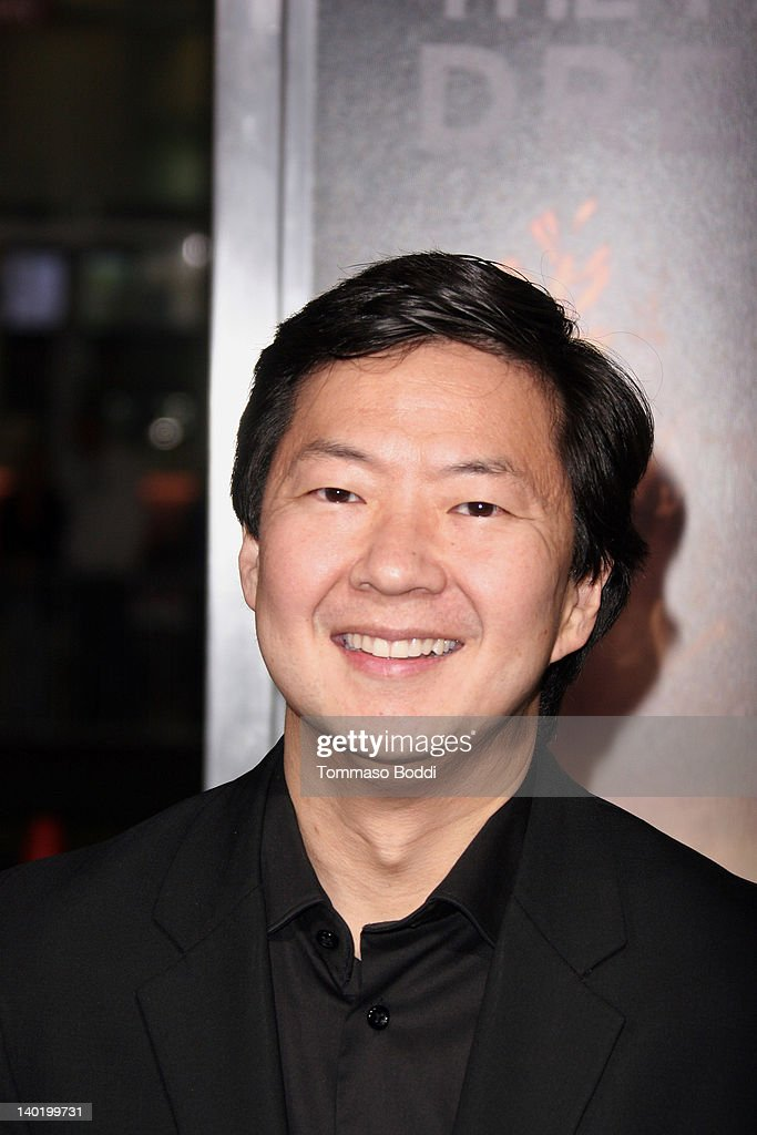 Actor <a gi-track='captionPersonalityLinkClicked' href=/galleries/search?phrase=Ken+Jeong&family=editorial&specificpeople=4195975 ng-click='$event.stopPropagation()'>Ken Jeong</a> attends the 'Project X' Los Angeles premiere held at the Grauman's Chinese Theatre on February 29, 2012 in Hollywood, California.