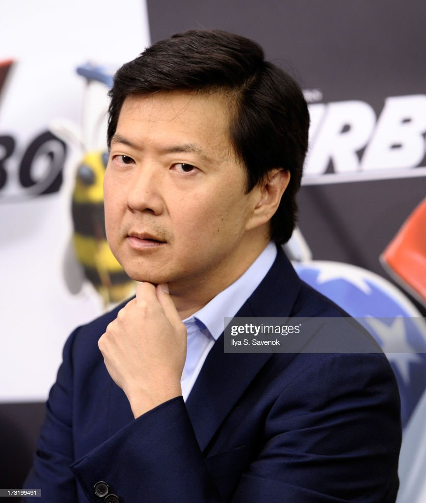 Actor Ken Jeong attends the 'Turbo' New York Premiere at AMC Loews Lincoln Square on July 9, 2013 in New York City.