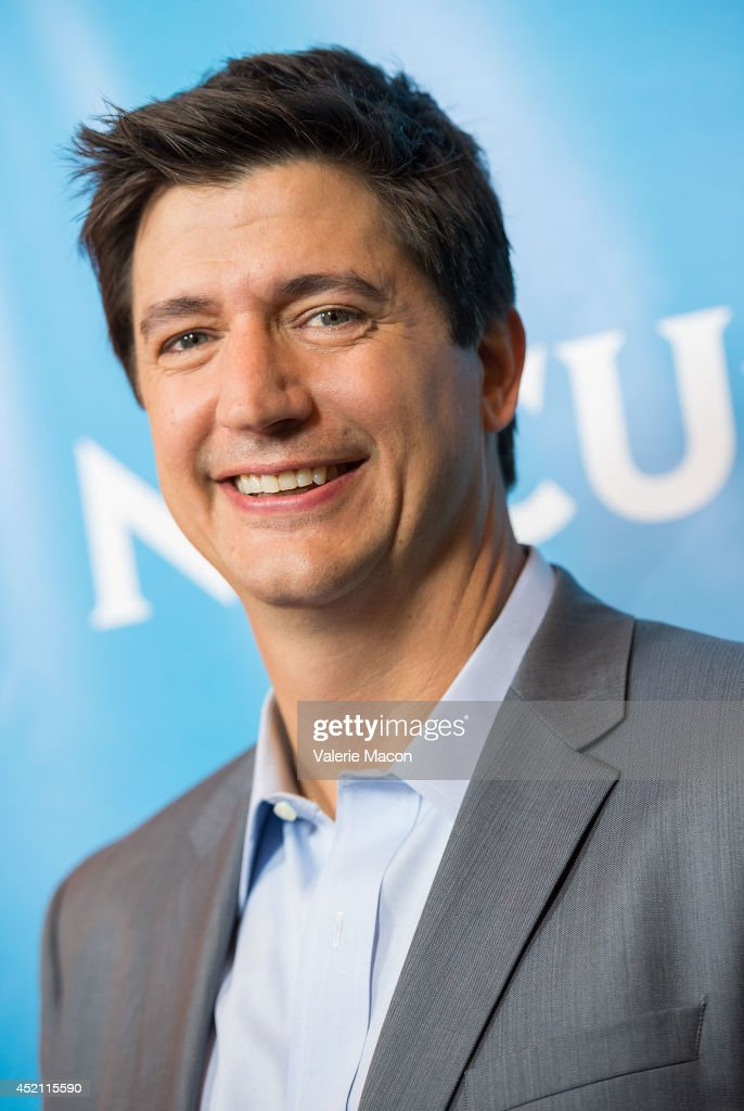 Actor <a gi-track='captionPersonalityLinkClicked' href=/galleries/search?phrase=Ken+Marino&family=editorial&specificpeople=2979469 ng-click='$event.stopPropagation()'>Ken Marino</a> attends NBCUniversal's 2014 Summer TCA Tour - Day 1 at The Beverly Hilton Hotel on July 13, 2014 in Beverly Hills, California.