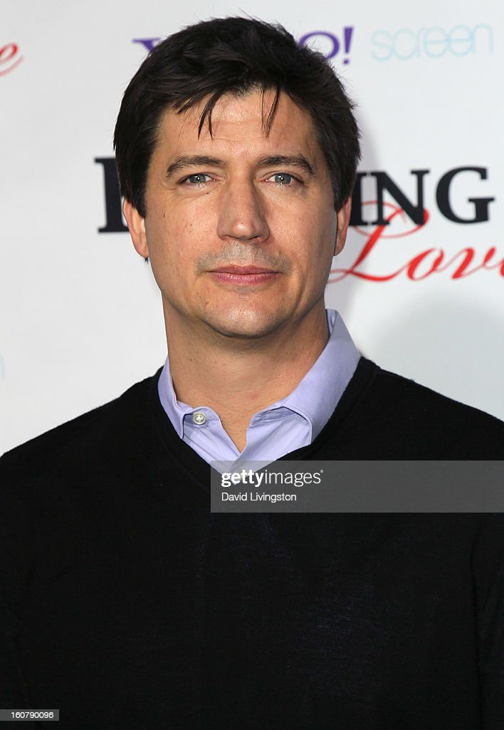 Actor Ken Marino attends the premiere of 'Burning Love' Season 2 at the Paramount Theater on the Paramount Studios lot on February 5, 2013 in Hollywood, California.