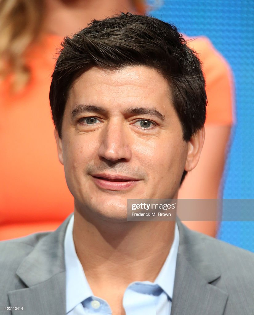 Actor Ken Marino speaks onstage at the 'Marry Me' panel during the NBCUniversal portion of the 2014 Summer Television Critics Association at The Beverly Hilton Hotel on July 13, 2014 in Beverly Hills, California.