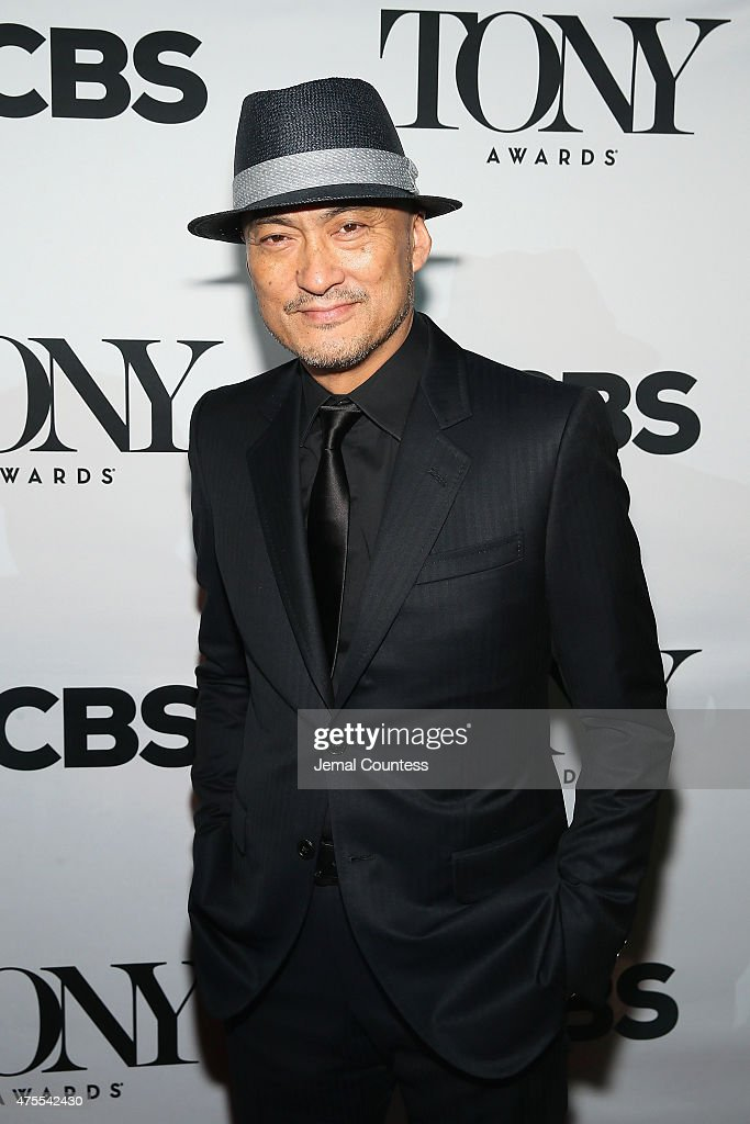 Actor <a gi-track='captionPersonalityLinkClicked' href=/galleries/search?phrase=Ken+Watanabe&family=editorial&specificpeople=214016 ng-click='$event.stopPropagation()'>Ken Watanabe</a> attends the 2015 Tony Honors Cocktail Party at Diamond Horseshoe at the Paramount Hotel on June 1, 2015 in New York City.