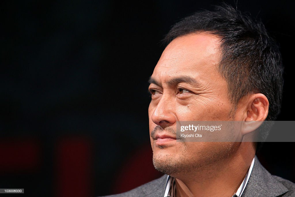 Actor <a gi-track='captionPersonalityLinkClicked' href=/galleries/search?phrase=Ken+Watanabe&family=editorial&specificpeople=214016 ng-click='$event.stopPropagation()'>Ken Watanabe</a> attends the 'Inception' press conference at the Ritz-Carlton Tokyo on July 21, 2010 in Tokyo, Japan. The film will open in Japan on July 23.