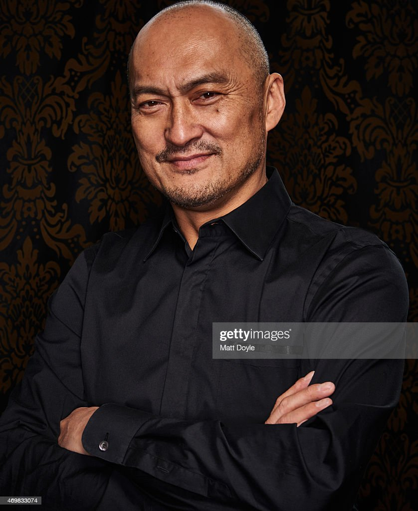 Actor <a gi-track='captionPersonalityLinkClicked' href=/galleries/search?phrase=Ken+Watanabe&family=editorial&specificpeople=214016 ng-click='$event.stopPropagation()'>Ken Watanabe</a> is photographed for Back Stage on February 23, 2015, in New York City.