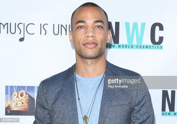 Actor Kendrick Sampson attends the 8th annual 'Movies By Kids' screening and awards show at Fox Studios on November 4 2017 in Los Angeles California