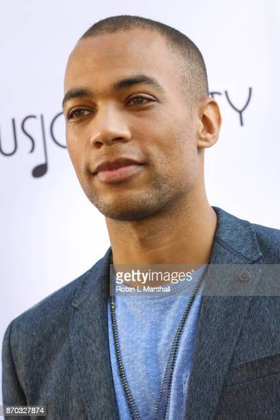 Actor Kendrick Sampson attends the 8th Annual 'Movies By Kids' Awards Show at Fox Studios on November 4 2017 in Los Angeles California