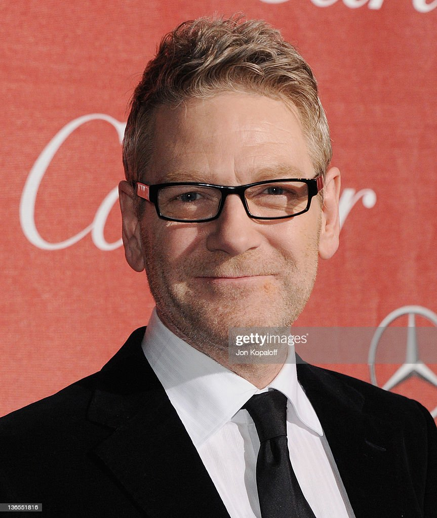 Actor Kenneth Branagh arrives at the 23rd Annual Palm Springs International Film Festival Awards Gala at Palm Springs Convention Center on January 7, 2012 in Palm Springs, California.