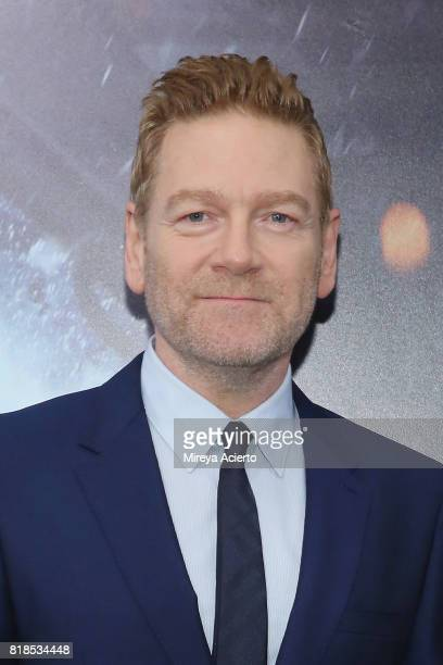 Actor Kenneth Branagh attends the 'DUNKIRK' New York Premiere on July 18 2017 in New York City