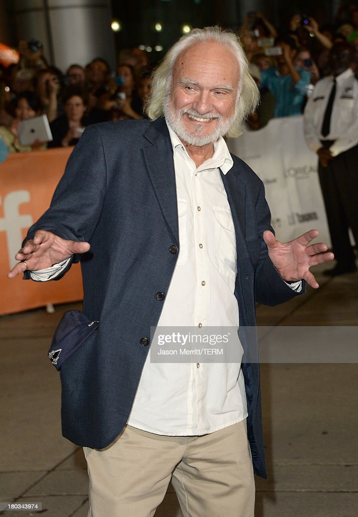 Actor Kenneth Welsh arrives at the 'The Art Of The Steal' Premiere during the 2013 Toronto International Film Festival at Roy Thomson Hall on...