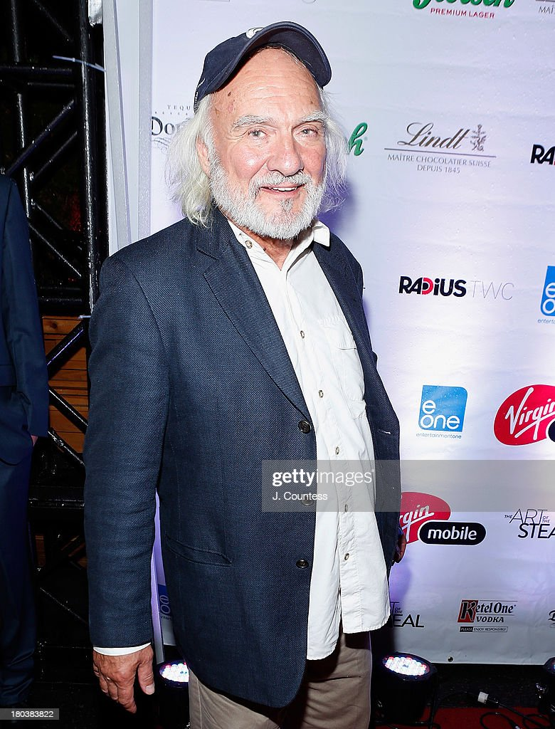 Actor Kenneth Welsh attends the Virgin Mobile Arts & Cinema Centre - 'The Art Of The Steal' After Party at F-Stop on September 11, 2013 in Toronto, Canada.