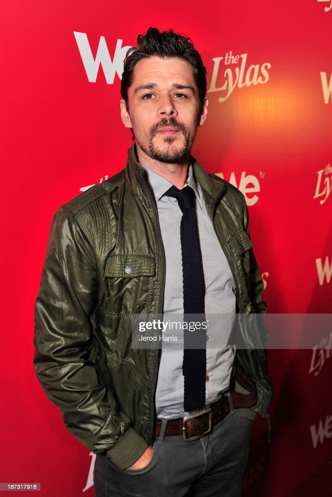 Actor Kenny Doughty is seen at WE tv's Celebration for The Premiere Of It's Newest Series 'The LYLAS' at the Warwick on November 7, 2013 in Hollywood, California.