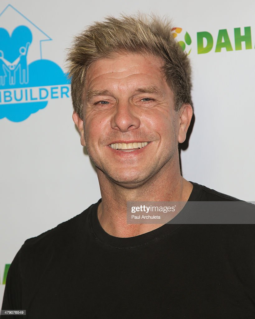 Actor <a gi-track='captionPersonalityLinkClicked' href=/galleries/search?phrase=Kenny+Johnson+-+Actor&family=editorial&specificpeople=4246332 ng-click='$event.stopPropagation()'>Kenny Johnson</a> attends the Dream Builders project's 'A Brighter Future For Children' benefit at H.O.M.E. on March 15, 2014 in Beverly Hills, California.