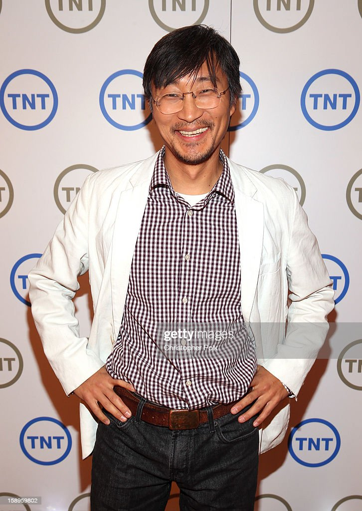 Actor Keong Sim of 'Monday Mornings' attends Turner Broadcasting's 2013 TCA Winter Tour at Langham Hotel on January 4, 2013 in Pasadena, California. 23128_001_CP_0972.JPG