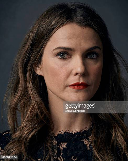Actor Keri Russell is photographed for Emmy magazine on December 1 2014 in Los Angeles California