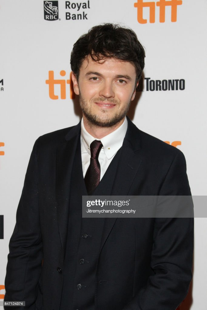 Actor Kerr Logan attends the 'Alias Grace' Premiere held at Winter Garden Theatre during the 2017 Toronto International Film Festival on September 14, 2017 in Toronto, Canada.
