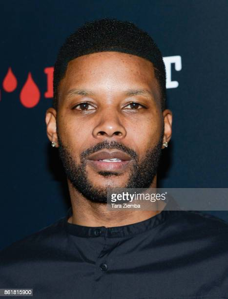 Actor Kerry Rhodes attend the 2017 Screamfest Horror Film Festival at TCL Chinese 6 Theatres on October 15 2017 in Hollywood California