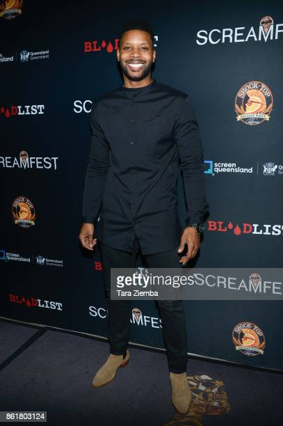 Actor Kerry Rhodes attends the 2017 Screamfest Horror Film Festival at TCL Chinese 6 Theatres on October 15 2017 in Hollywood California