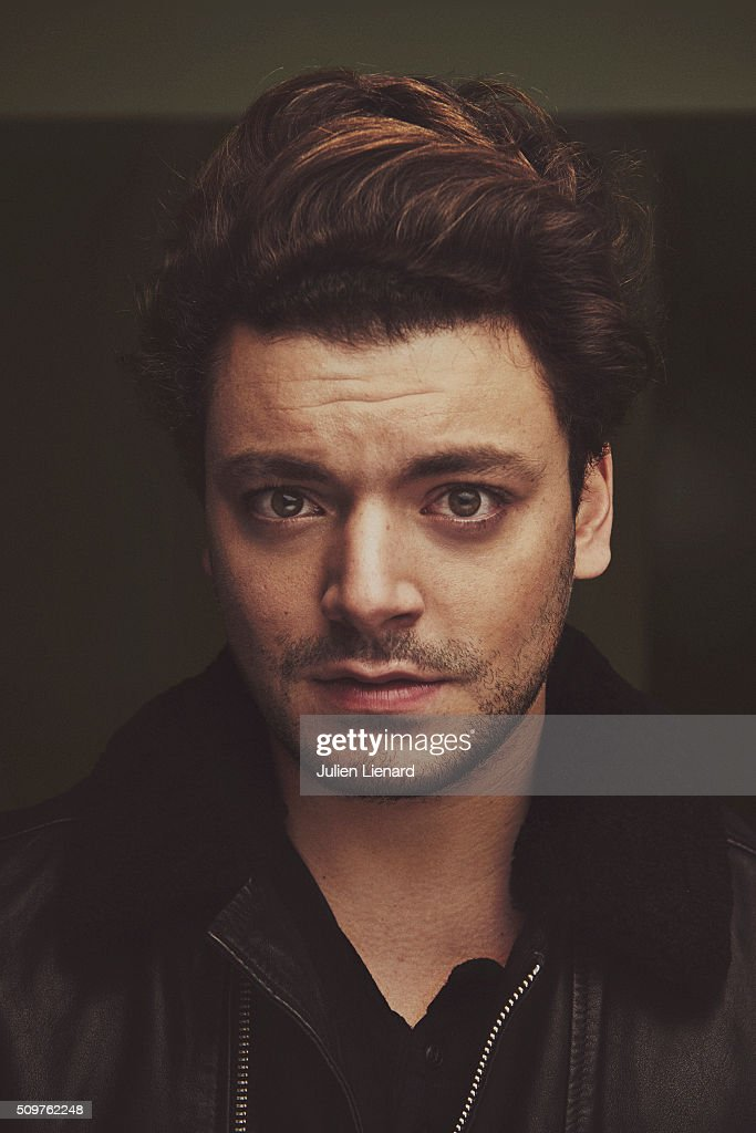 Actor <a gi-track='captionPersonalityLinkClicked' href=/galleries/search?phrase=Kev+Adams&family=editorial&specificpeople=8192242 ng-click='$event.stopPropagation()'>Kev Adams</a> is photographed for Le Film Francais on February 2, 2016 in Paris, France.