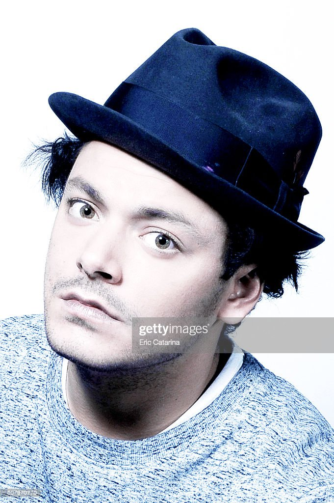 Kev Adams, Self Assignment, January 2016 | Getty Images