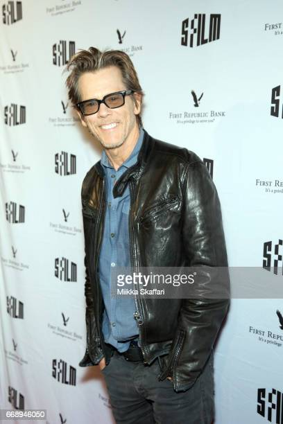 Actor Kevin Bacon arrives at the premiere of 'I love Dick' at Alamo Drafthouse New Mission theater at 60th San Francisco International Film Festival...