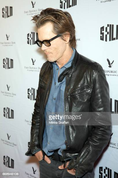 Actor Kevin Bacon arrives at the premiere of 'I love Dick' at Alamo Drafthouse New Mission theater on April 15 2017 in San Francisco California
