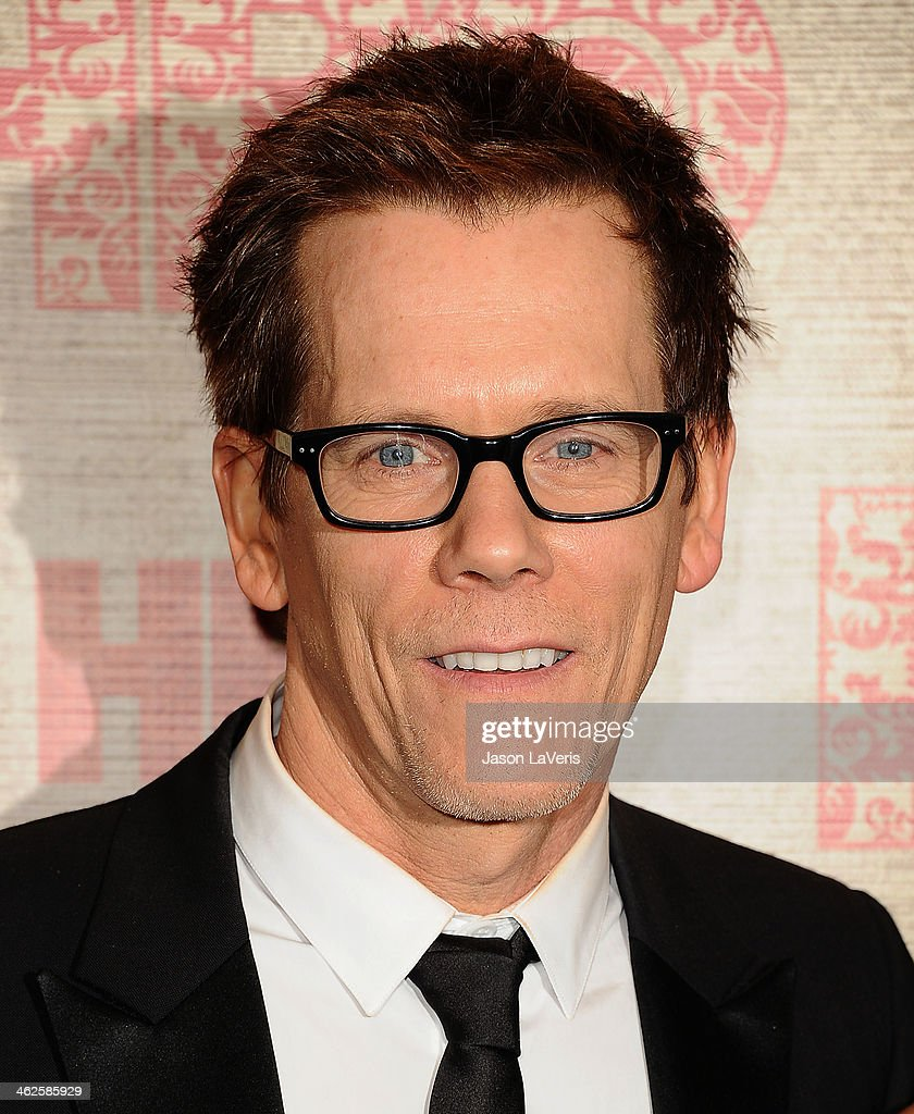 Actor <a gi-track='captionPersonalityLinkClicked' href=/galleries/search?phrase=Kevin+Bacon&family=editorial&specificpeople=202000 ng-click='$event.stopPropagation()'>Kevin Bacon</a> attends HBO's Golden Globe Awards after party at Circa 55 Restaurant on January 12, 2014 in Los Angeles, California.