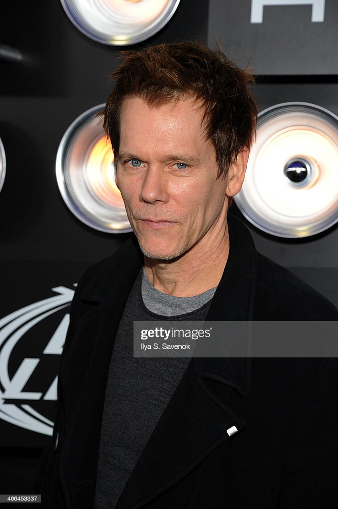 Actor <a gi-track='captionPersonalityLinkClicked' href=/galleries/search?phrase=Kevin+Bacon&family=editorial&specificpeople=202000 ng-click='$event.stopPropagation()'>Kevin Bacon</a> attends the Bud Light Hotel on February 1, 2014 in New York City.
