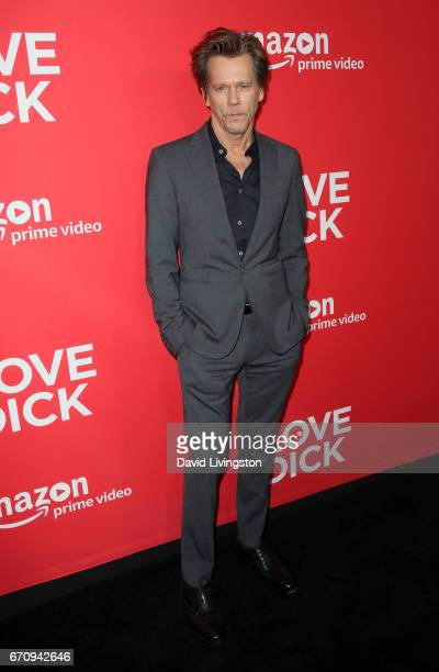 Actor Kevin Bacon attends the premiere of Amazon's 'I Love Dick' at the Linwood Dunn Theater on April 20 2017 in Los Angeles California