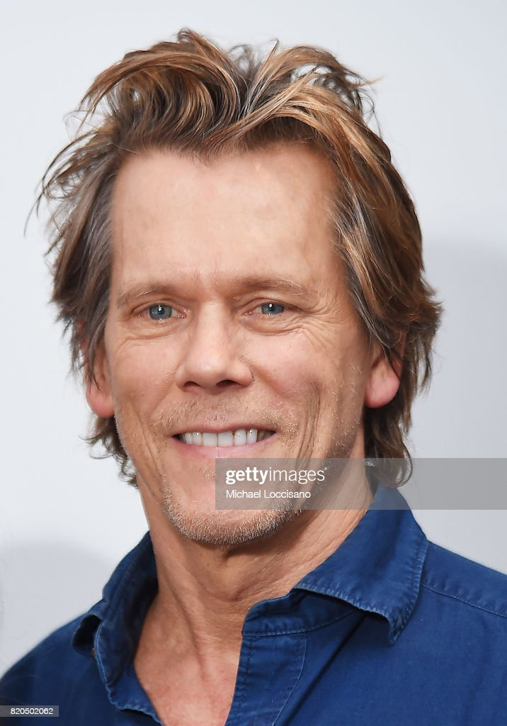 Actor Kevin Bacon attends the SAG-AFTRA Foundation Conversations: 'Story Of A Girl' at SAG-AFTRA Foundation Robin Williams Center on July 21, 2017 in New York City.