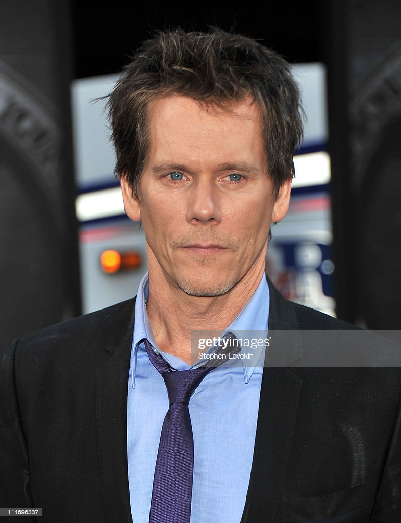Actor <a gi-track='captionPersonalityLinkClicked' href=/galleries/search?phrase=Kevin+Bacon&family=editorial&specificpeople=202000 ng-click='$event.stopPropagation()'>Kevin Bacon</a> attends the 'X-Men: First Class' New York Premiere at the Ziegfeld Theatre on May 25, 2011 in New York City.