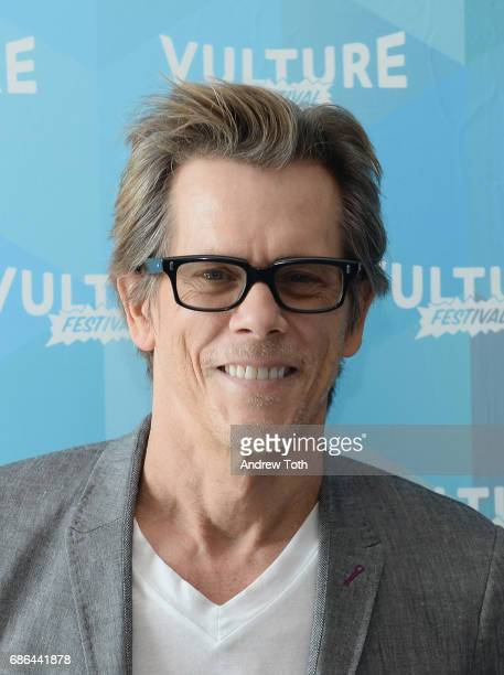 Actor Kevin Bacon attends thet Vulture Festival at The Standard High Line on May 21 2017 in New York City