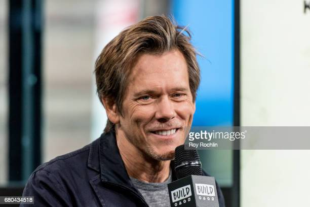 Actor Kevin Bacon discusses 'I Love Dick' with the Build Series at Build Studio on May 8 2017 in New York City