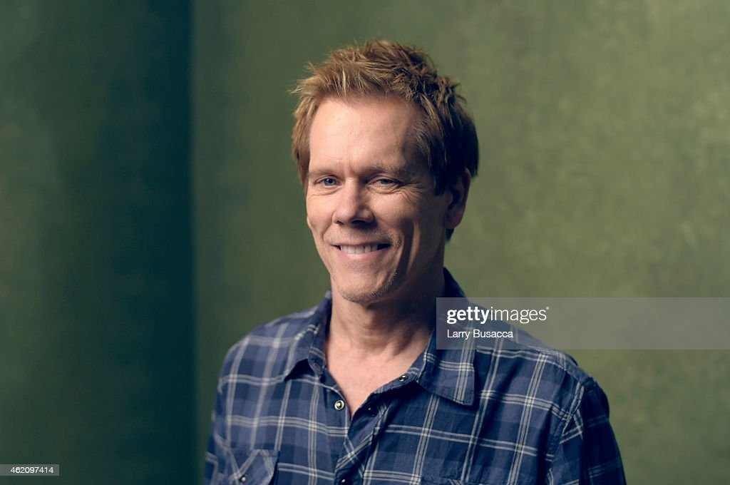 Actor <a gi-track='captionPersonalityLinkClicked' href=/galleries/search?phrase=Kevin+Bacon&family=editorial&specificpeople=202000 ng-click='$event.stopPropagation()'>Kevin Bacon</a> from 'Cop Car' poses for a portrait at the Village at the Lift Presented by McDonald's McCafe during the 2015 Sundance Film Festival on January 24, 2015 in Park City, Utah.