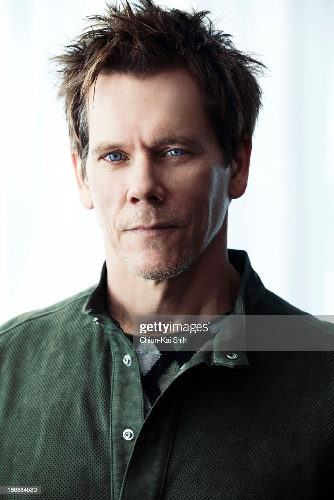 Actor <a gi-track='captionPersonalityLinkClicked' href=/galleries/search?phrase=Kevin+Bacon&family=editorial&specificpeople=202000 ng-click='$event.stopPropagation()'>Kevin Bacon</a> is photographed for August Man on January 27, 2013 in New York City. PUBLISHED IMAGE.