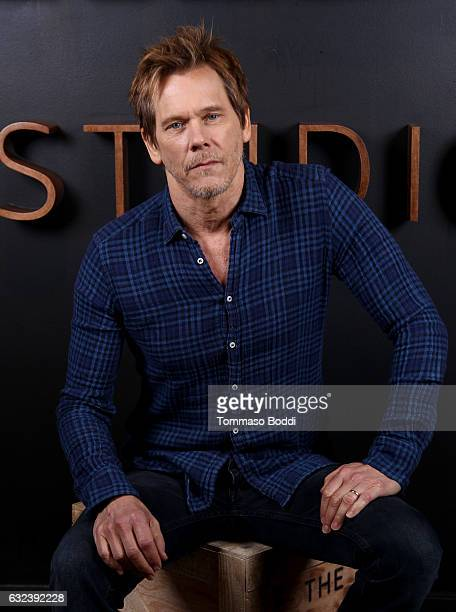 Actor Kevin Bacon of 'I Love Dick' attends The IMDb Studio featuring the Filmmaker Discovery Lounge presented by Amazon Video Direct Day Three during...