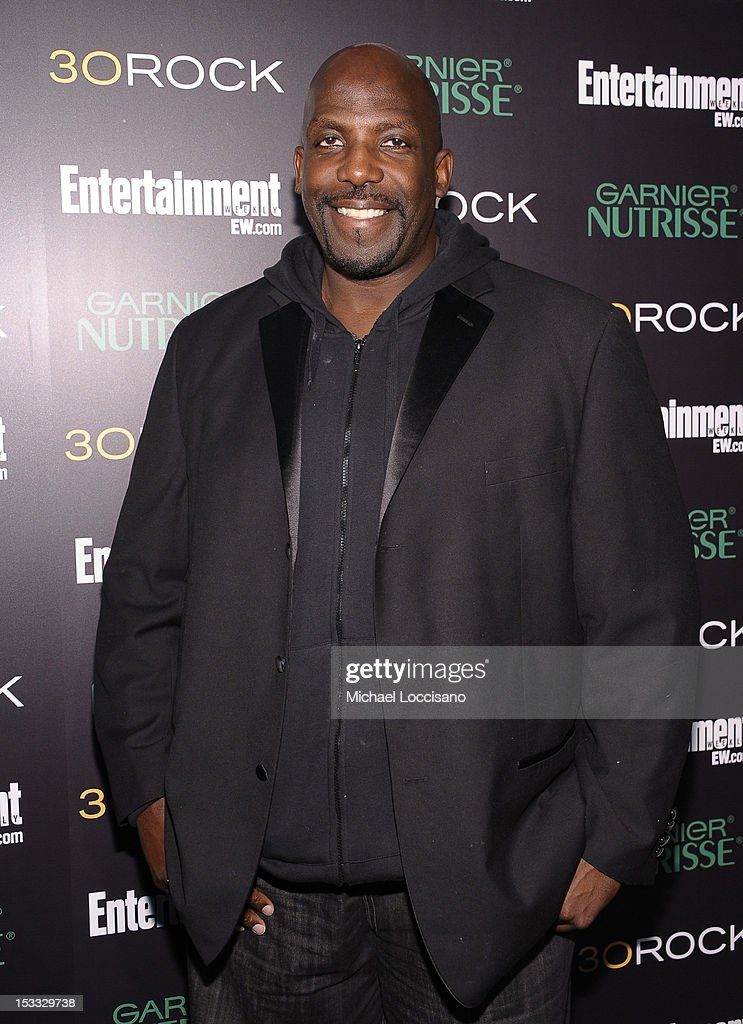 Actor Kevin Brown attends Entertainment Weekly and NBC's celebration of the final season of 30 Rock sponsored by Garnier Nutrisse on October 3, 2012 in New York City.