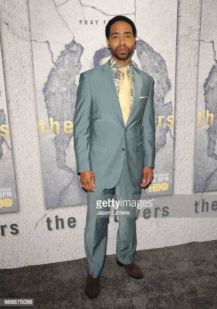 Actor Kevin Carroll attends the season 3 premiere of 'The Leftovers' at Avalon Hollywood on April 4 2017 in Los Angeles California