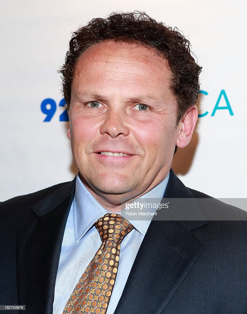 Actor Kevin Chapman attends the 'Person Of Interest' preview screening and Q&A at92Y Tribeca on September 24, 2012 in New York City.